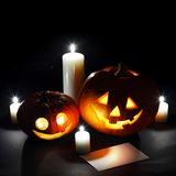Halloween decoration Stock Photos