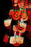 Halloween decorations Stock Image