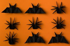 Halloween decorations Stock Photography