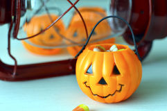 Halloween decorations Royalty Free Stock Photography
