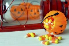 Halloween decorations Stock Image