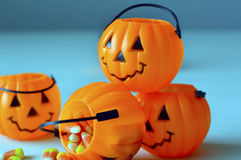 Halloween decorations Royalty Free Stock Photos