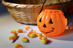 Halloween decorations Royalty Free Stock Photo