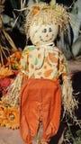 Halloween decorative doll Stock Photo