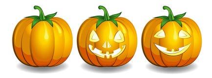 Halloween decorativo celebra il magnetico Fotografia Stock Libera da Diritti