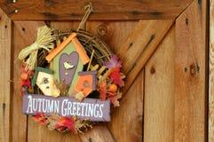 Halloween dekoracji Zdjęcie Royalty Free