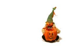 Halloween-Dekoration Lizenzfreies Stockfoto