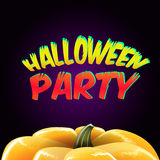 Halloween deltagare Arkivbild