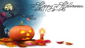 Halloween Design Stock Images