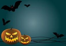 Halloween design elements Royalty Free Stock Photos