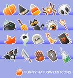 Halloween design elements Stock Photo