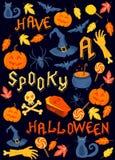 Halloween Design Stock Image