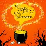 Halloween Design Stock Photography