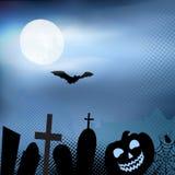 Halloween design vector Stock Image