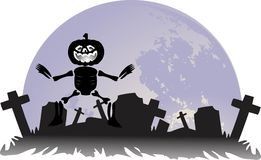 The Halloween  designs Royalty Free Stock Photography