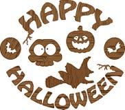 The Halloween  designs Stock Photo