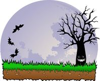 The Halloween  designs Royalty Free Stock Photo