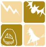 Halloween Designs stock images