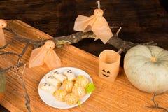 Halloween dessert Stock Photos