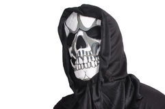 Halloween disguise Royalty Free Stock Photo