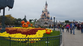 Halloween Disney stock foto's