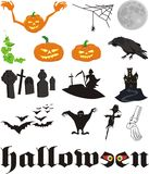 Halloween - do it yourself Royalty Free Stock Photo