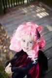 Halloween doll Stock Photos