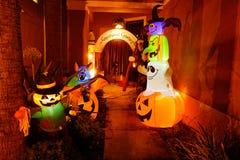 Halloween dom Zdjęcie Royalty Free