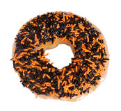 Halloween Donut Royalty Free Stock Images