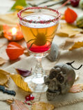 Halloween drink Stock Image