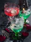 Halloween drink Stock Images