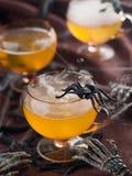 Halloween drink Royalty Free Stock Image