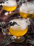 Halloween drink Royalty Free Stock Images