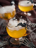 Halloween drink Royalty Free Stock Image