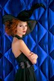 Halloween-Eleganz Stockfotografie