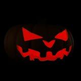 Halloween en la oscuridad Fotografía de archivo libre de regalías