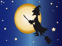 Halloween or Epiphany  Stock Image