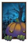 Halloween está viniendo Imagen de archivo libre de regalías