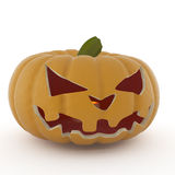 Halloween is evil Stock Photo