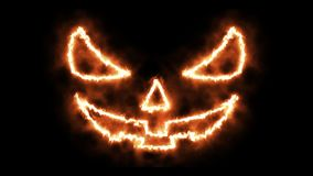 Halloween eye fire in PNG format with ALPHA transparency channel