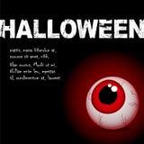 Halloween eyeball Stock Photos