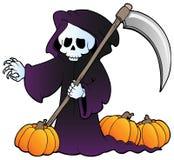 halloween för 3 tecken bild Arkivbild