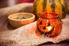 halloween förbereda sig Arkivfoto