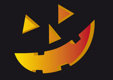Halloween face Royalty Free Stock Photo