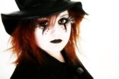 Halloween Face Stock Photography