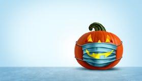 Free Halloween Facial Mask Royalty Free Stock Photo - 196178765