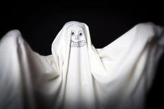 Halloween, fantasma Fotografie Stock