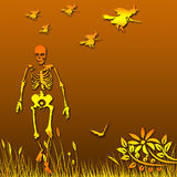 Halloween-Feiertag Lizenzfreie Stockfotos