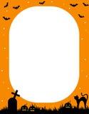 Halloween-Feld Stockbilder