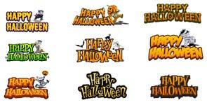 Halloween felice Immagine Stock Libera da Diritti